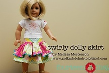 Doll Clothes  / by Heather Lovell