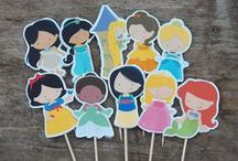 Disney Princess Party / by Erin Welch