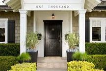Front Door Decor / by Allegra Nicole