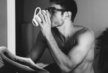 Handsome / by Giorgia Aniballi