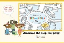 Stuart J. Murphy's I SEE I LEARN® / Designed to help young children learn skills that are important for school readiness and for daily life, Stuart J. Murphy's I SEE I LEARN® combines visual cues with engaging stories addressing real-life situations with which children can easily identify.