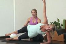 Pilates / Videos and articles about Pilates, from experts and instructors. c/o @Diet.com / by Diet.com