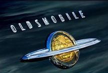 Oldsmobile / Oldsmobile in the '50s, '60s, and '70s. / by Jared Neisler