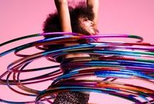 Sistas Hula Hooping  / by Renee Winston