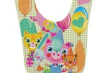 """Bibs For Baby and Toddlers / Bibs for babies and toddlers includes various colors and designs, bibs for first birthday, big sister and big brother, little sister and little brother bibs, boy and girl bibs, princess bibs, angel bibs, ballerina bibs, animals, construction vehicles, airplanes, train bibs, cars and trucks bibs,  much more. Most of these bibs can easily be personalized with a name before ordering and many can accommodate you clicking on the """"customize"""" button to change the bib color as well!"""