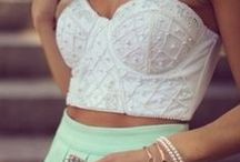 Crop Top {Outfits}