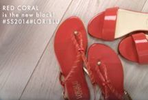 SUMMER HOLIDAYS AREM COMING /  Our precious sandals from  Loriblu Summer Collection 2014