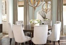 Dining room ideas / by Allegra Nicole