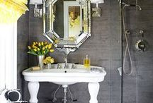 Latrine / Bathroom decor ideas / by Allegra Nicole