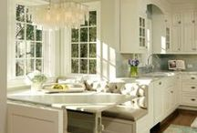 Breakfast Nook / by Allegra Nicole