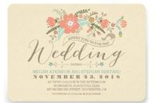 Wedding Invites, RSVP, Thank You Notes, Save the Date / Beautiful wedding invitations, RSVP cards, thank you notes, save the date magnets, bridal shower invitations, couple's shower invitations, engagement party invites, guest information sheets, table number cards, and more from Zazzle designers. Printed by Zazzle these quality wedding invitations and other paper products have excellent ratings by customers!