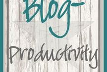 Blog-Productivity / Blogging & Business