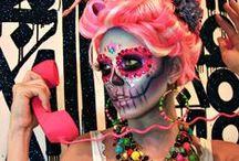 Halloween Fab / Glam Halloween Looks, Decor & Accessories