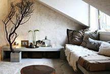 Stylish Rooms / by Molly Voie