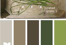Decor-Ummmm | Colors for the Home / by Leasha