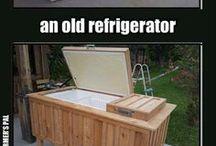DIY home ideas / by Michelle Friend