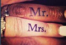 Marriage <3 / by Terra Daniels