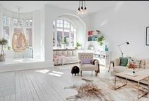 ❥ living room / to spend a nice quality time