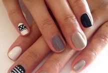 Cute nails, happy me / by Christina Hein