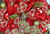 Holiday Decor & Ideas - CHRISTMAS / by Tiffany Colley Kendrick