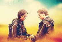 All Things Hunger Games! / by Ashley Torgusen-Schoenack