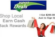 I Spot Deals / Ispotdeals.com is the essential local guide for living bigger, better & smarter in your city. Covering businesses throughout North America. Great local deals & cash back rewards too. Tell us about your deal and get a free business listing at http://ispotdeals.com