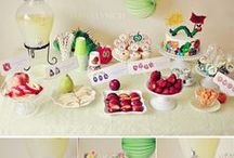 Children's Parties / the things cherished memories are made from