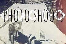 {Photo Shoot Planning} / Inspiration and behind the scenes of Judith March Photo shoots