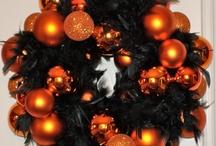 Holiday Decor & Ideas- HALLOWEEN / by Tiffany Colley Kendrick