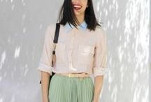 ❥ style icon / get inspired