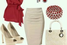 Her in the Office / Office fashion for the ladies