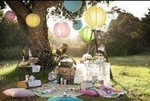 al fresco dining/picnics... / by Michelle Friend