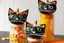 Halloween Treats / Halloween costumes, candy, recipes, and decor.