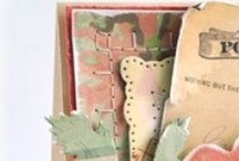 Cards & Wrappings & tags / by Janet Macy