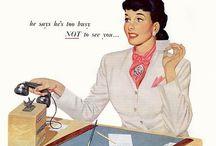 Vintage Office Assistant
