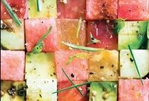 summery salads