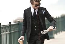 Him in the Office / Office fashion for the guys!