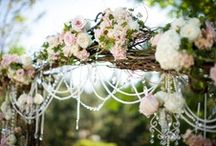 Rustic Glam Weddings / Rustic meet glamorous. Relaxed and super stylish weddings