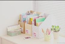 ❥ be organized /  a little OCD