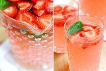 Summer Drinks / by Ashley Torgusen-Schoenack