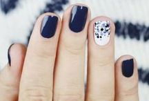 Beauty: Nails / Self-care tips for nails, nail designs for work or day-to-day, and more.