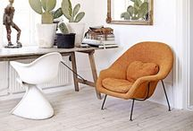 Home Decor: Office Space / Home Decor ideas and inspiration for Offices / by Sarah Ehlinger