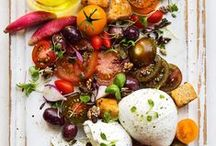 Recipes: Savory / Savory Food & Drink Recipes for dinner, lunch, & Breakfast