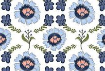 Pattern / by Sarah Ehlinger / Very Sarie