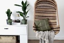 HOME: LIVING ROOM / Inspiration for living rooms and home