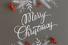 Christmas holiday Decor & Party Inspiration / Decorating for the holidays and Christmas. Holiday parties & entertaining. Inspiration for festive christmas gatherings / by Sarah Ehlinger / Very Sarie