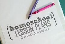 Homeschooling Ideas / by Wait Til Your Father Gets Home
