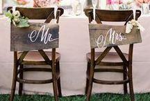 Weddings ♥ / by Lara Self