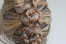 hair and beauty / by Sarah Adams