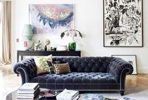 Interior inspiration / by Olivia Widmark